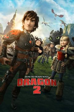 Best Animation Movies of 2014 : How to Train Your Dragon 2