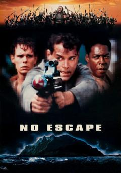 Best Thriller Movies of 1994 : No Escape