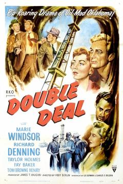 Best Adventure Movies of 1950 : Double Deal