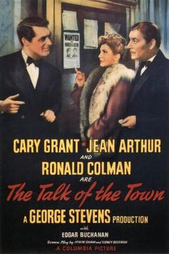 Best Drama Movies of 1942 : The Talk of the Town