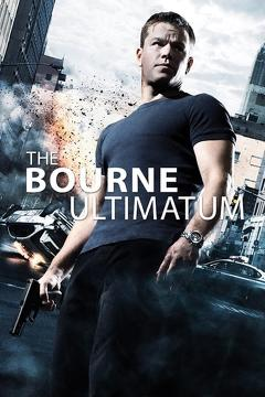 Best Thriller Movies of 2007 : The Bourne Ultimatum
