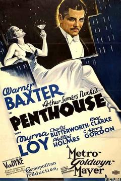 Best Mystery Movies of 1933 : Penthouse