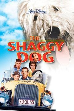Best Fantasy Movies of 1959 : The Shaggy Dog