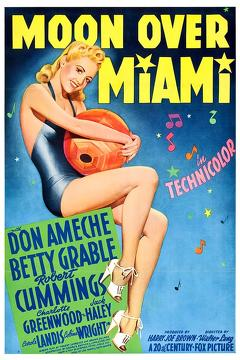Best Music Movies of 1941 : Moon Over Miami
