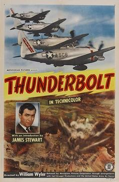 Best Documentary Movies of 1947 : Thunderbolt