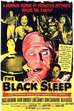 Best Science Fiction Movies of 1956 : The Black Sleep