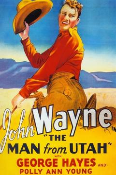 Best Adventure Movies of 1934 : The Man From Utah