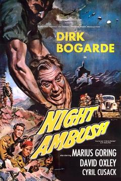 Best History Movies of 1957 : Ill Met by Moonlight
