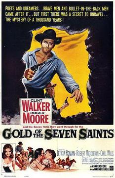 Best Adventure Movies of 1961 : Gold of the Seven Saints