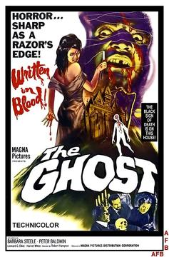 Best Horror Movies of 1963 : The Ghost