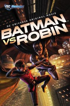 Best Animation Movies of 2015 : Batman vs. Robin