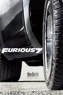 Best Crime Movies of 2015 : Furious 7