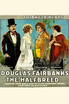 Best Western Movies of 1916 : The Half-Breed