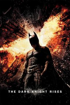 Best Drama Movies : The Dark Knight Rises