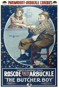 Best Comedy Movies of 1917 : The Butcher Boy