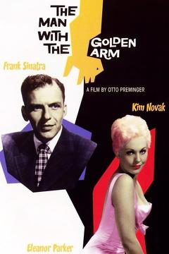 Best Romance Movies of 1955 : The Man with the Golden Arm
