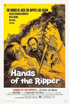 Best Horror Movies of 1971 : Hands of the Ripper