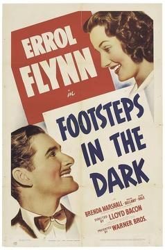 Best Mystery Movies of 1941 : Footsteps in the Dark