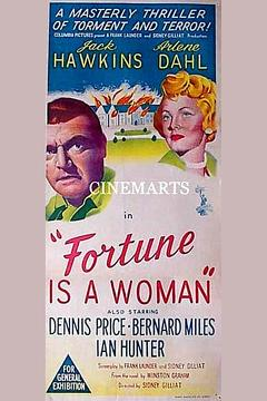 Best Crime Movies of 1957 : Fortune Is a Woman