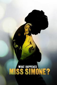 Best Music Movies of 2015 : What Happened, Miss Simone?