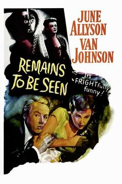 Best Mystery Movies of 1953 : Remains to Be Seen