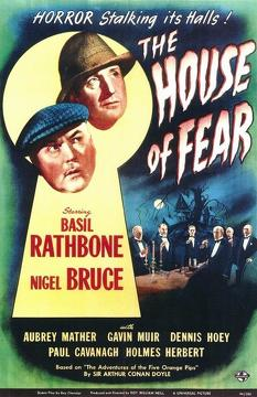 Best Crime Movies of 1945 : The House of Fear