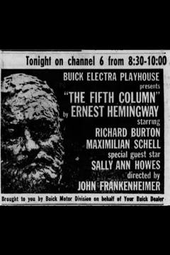 Best Tv Movie Movies of 1960 : The Fifth Column