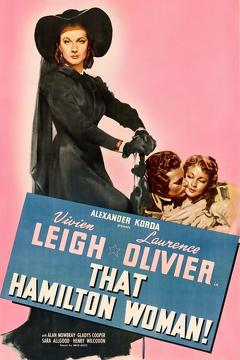 Best War Movies of 1941 : That Hamilton Woman