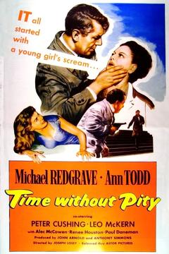 Best Crime Movies of 1957 : Time Without Pity