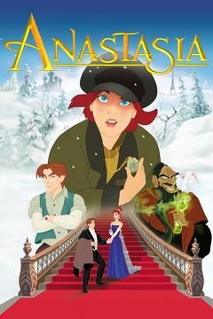 Best Animation Movies of 1997 : Anastasia