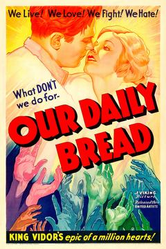 Best Romance Movies of 1934 : Our Daily Bread