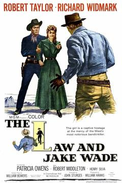 Best Western Movies of 1958 : The Law and Jake Wade