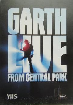 Best Music Movies of 1997 : Garth Live from Central Park