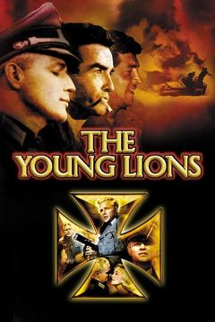 Best Action Movies of 1958 : The Young Lions