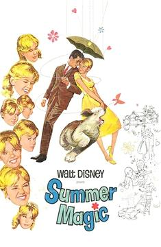 Best Family Movies of 1963 : Summer Magic