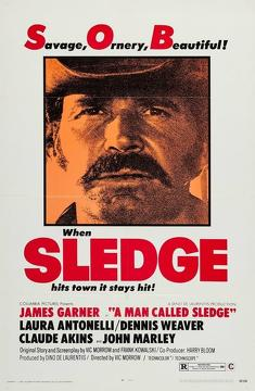 Best Western Movies of 1970 : A Man Called Sledge