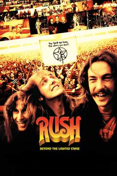 Best Documentary Movies of 2010 : Rush: Beyond the Lighted Stage