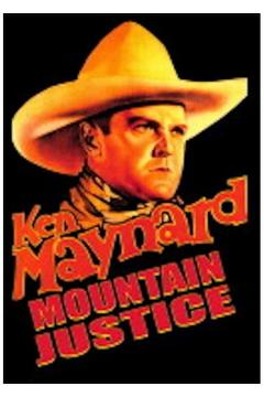 Best Adventure Movies of 1930 : Mountain Justice