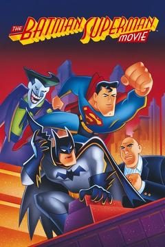 Best Animation Movies of 1998 : The Batman Superman Movie: World's Finest