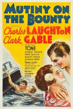 Best Movies of 1935 : Mutiny on the Bounty