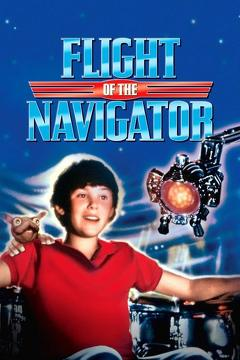 Best Science Fiction Movies of 1986 : Flight of the Navigator