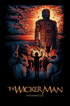 Best Horror Movies of 1973 : The Wicker Man