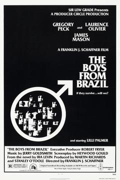 Best Thriller Movies of 1978 : The Boys from Brazil