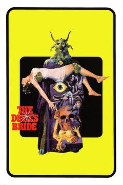 Best Horror Movies of 1968 : The Devil Rides Out