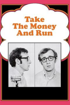 Best Comedy Movies of 1969 : Take the Money and Run