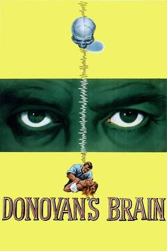 Best Science Fiction Movies of 1953 : Donovan's Brain