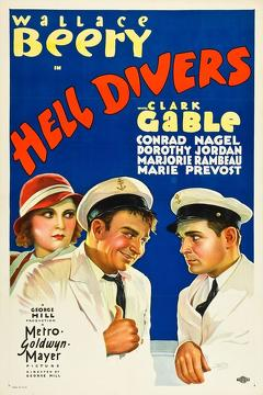 Best Adventure Movies of 1932 : Hell Divers