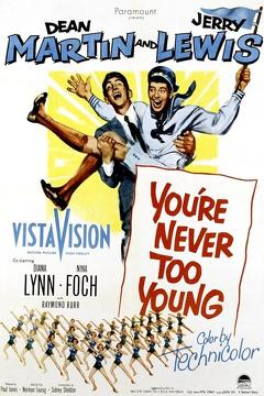 Best Comedy Movies of 1955 : You're Never Too Young