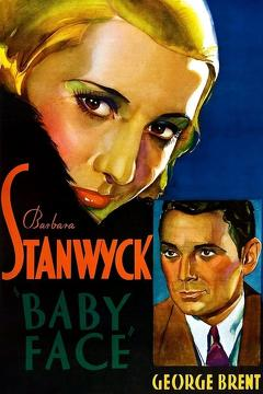 Best Drama Movies of 1933 : Baby Face