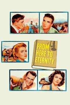 Best Romance Movies of 1953 : From Here to Eternity